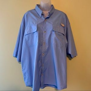 Columbia Fishing Shirt, Size XL